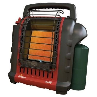 Mr. Heater Portable Buddy Heaters Port Buddy Prop Htrs 4 000-9 000 Btu