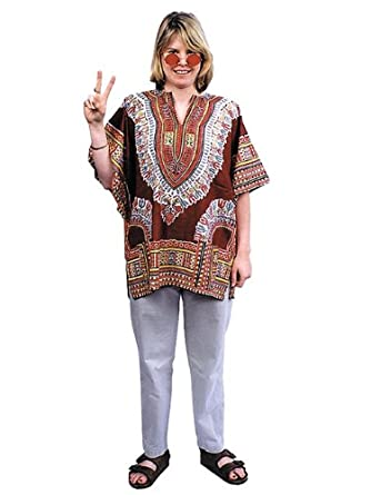 Amazon.com: Women's Groovy Retro Hippie Costume 60s 70s