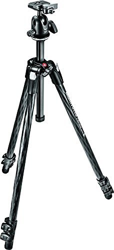 Manfrotto MK290XTC3-BHUS 290 Xtra Carbon Ball Head Kit (Black) (Manfrotto Carbon Tripod compare prices)