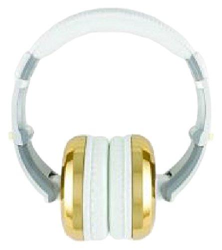 CAD AUDIO 密閉型スタジオ・ヘッドフォン MH510 ゴールド&ホワイト