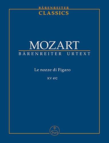le-nozze-di-figaro-kv-492-opera-buffa-in-vier-akten-studienpartitur-urtextausgabe