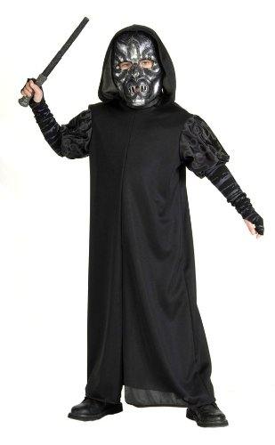 Harry Potter Death Eater Child Halloween Costume