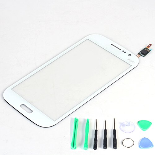 Generic Touch Screen Digitizer Glass Replacement (Lcd Display Not Included) For Samsung Galaxy Grand Neo I9062 I9060 (White)