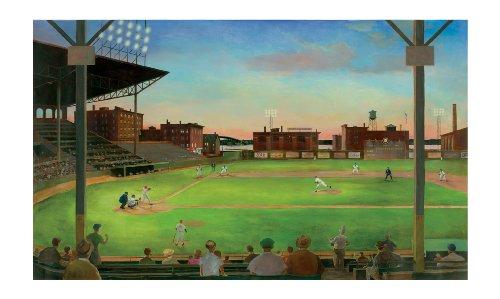 Baseball Kids Room