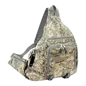 Digital Camo Sling Backpack (Small)