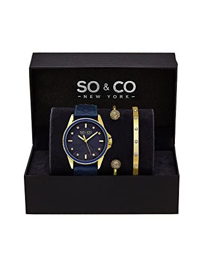 So & Co new York Orologio al Quarzo Woman 38 mm