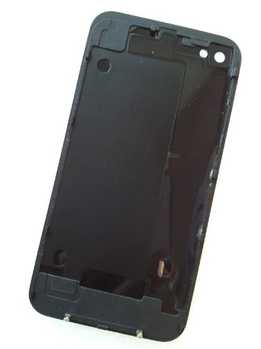 AT&T iPhone 4 Glass Back Cover Glass Assembly Replacement – Black On Sale