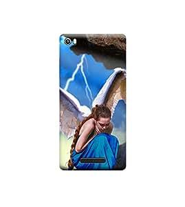 EPICCASE Premium Printed Mobile Back Case Cover With Full protection For Lava Iris X8 (Designer Case)