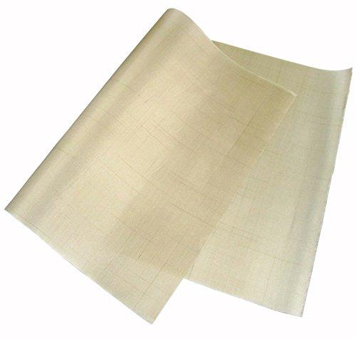 Dealglad® Tarpaulin Special High Temperature Resistant Fabric Non-stick Baking Oven Oil Paper Linoleum 40*60 Cm (Teflon Baking Paper compare prices)