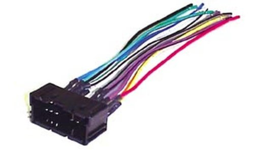 Details About Scosche Fd16b 1998up Ford Factory Radio Wiring Harness