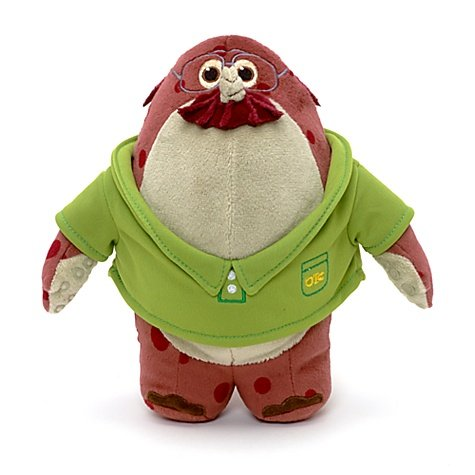 Disney / Pixar MONSTERS UNIVERSITY Exclusive 10.5 Inch Plush Figure Don Carlton - 1