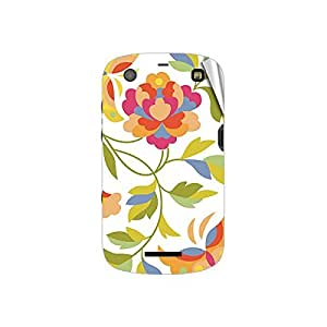 Garmor Designer Mobile Skin Sticker For Blackberry 9790 - Mobile Sticker