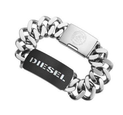 Diesel Accessori Uomo acciaio inossidabile