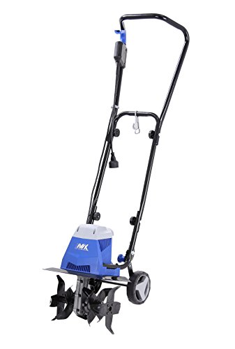 AAVIX AGT307 10 Amp Electric Tiller/Cultivator, 13