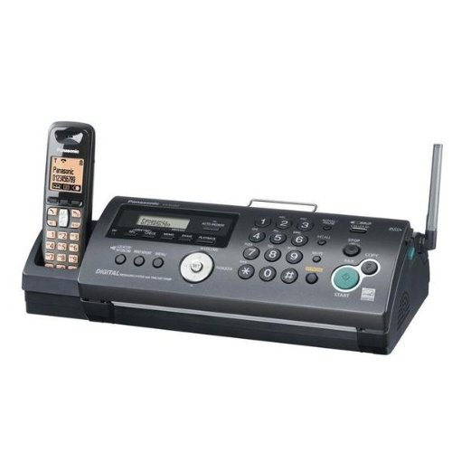 PANASONIC KX-FC265E-T Plain Paper Fax Machine with Integrated DECT Handset picture