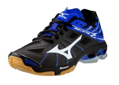 Mizuno Women S Wave Lightning Z Woms Bk Ry Volleyball Shoe