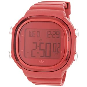 Adidas Sport Digital Seoul Red Dial Men's watch #ADH2072