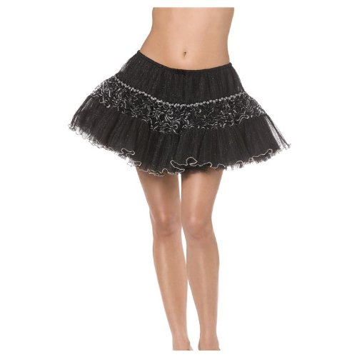 Sexy black skirt for adults