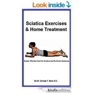 Sciatica Exercises & Home Treatment: Simple, Effective