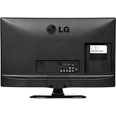 LG 24LB452A 60 cm (24 inches) HD Ready LED TV (Black)