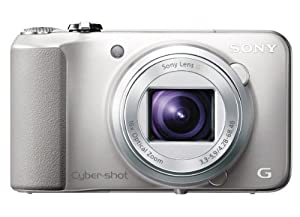 Sony Cyber-shot DSC-HX10V 18.2 MP Exmor R CMOS Digital Camera with 16x Optical Zoom and 3.0-inch LCD (Silver) (2012 Model)