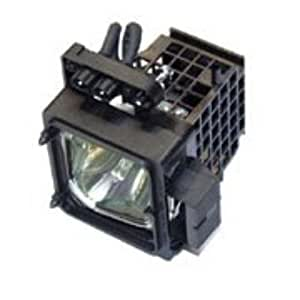 lamps compatible sony kdf 60wf655 replacement rear projection tv lamp. Black Bedroom Furniture Sets. Home Design Ideas