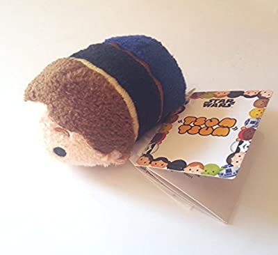 Han Solo Star Wars Collection Tsum Tsum Mini Plush Toy