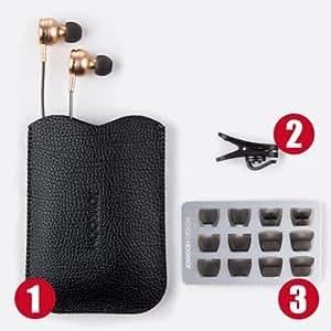 JOYROOM JR-E500 In-ear Metal HIFI Wired Control Headphone Earphone With Mic