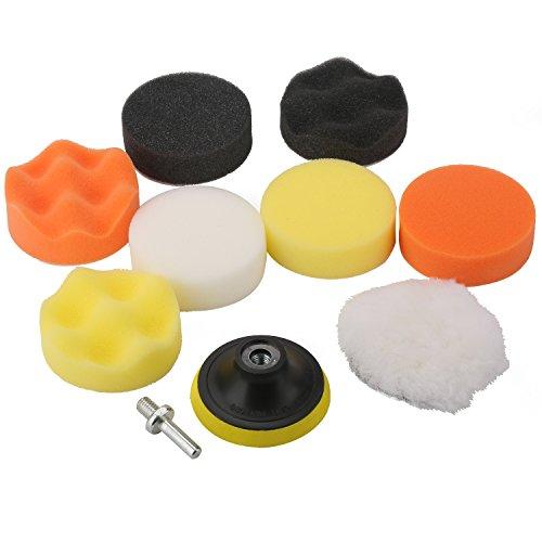 fontic-11pcs-3-80mm-compound-drill-buffing-sponge-pads-kit-for-car-sanding-polishing-waxing-sealing-