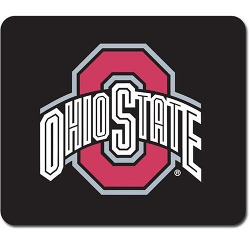 NCAA Ohio State Buckeyes Neoprene Mouse Pad (Ohio State Mouse Pad compare prices)