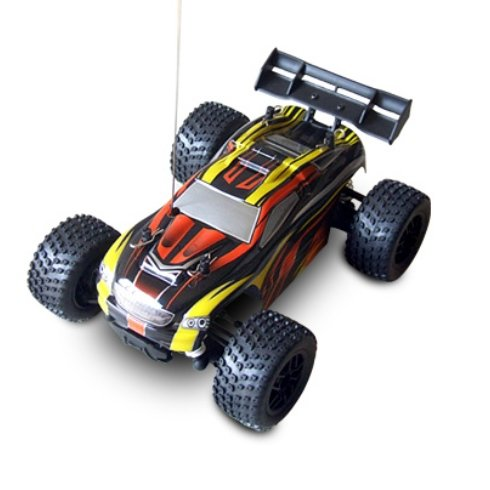 Redcat Racing SUMORC-TRUGGY-BLACK Sumo RC 1- 24 Scale Electric Vehicles