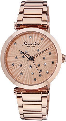 kenneth-cole-womens-rose-gold-pvd-plated-rose-dial-kc0019