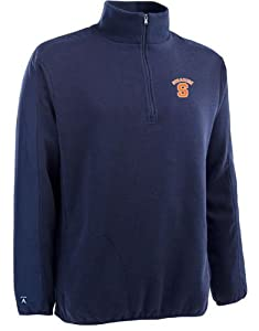 Syracuse Executive 1 4 Zip Sweater Pullover by Antigua