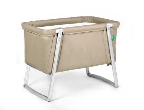 Great Deal! Baby Home Dream Portable Cot, Sand