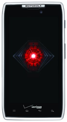 Motorola DROID RAZR 4G Android Phone, White 16GB