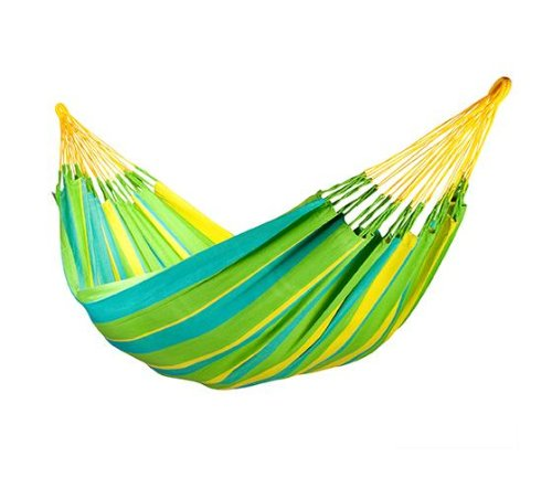 Sonrisa Hammock, SINGLE, LIME POLYPROPYLENE