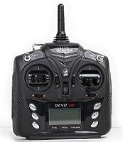 Walkera 7CH 2.4G DEVO-7E DSSS Radio Control Transmitter 7 Channel W/o Rx by Walkera