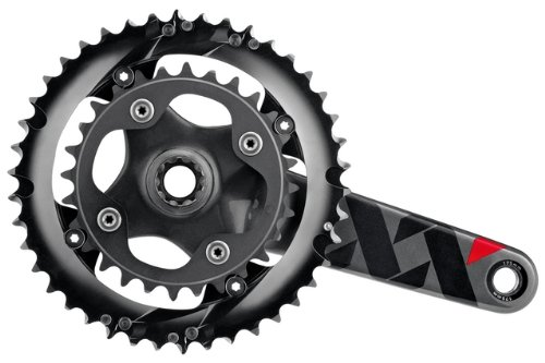SRAM Kurbel XX Kurbelgarnitur BB30, schwarz, 39-26T, 175mm, (QF 156), 400100142