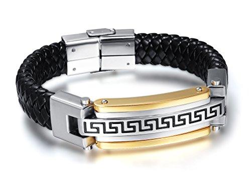 vnox-hombres-de-acero-inoxidable-trenzado-negro-pu-cuero-griego-clave-textura-brazalete-brazaletepla