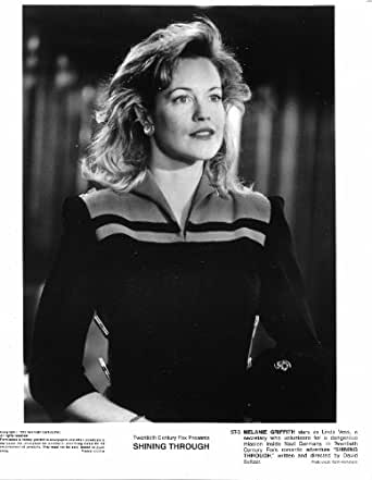 Melanie Griffith Shining Through Original 8x10 Photo L5519