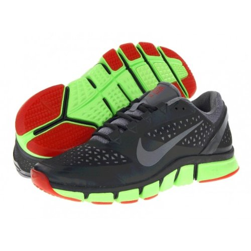 on sale 6d89c 37a9a NIKE Men s Free Trainer 7 0 Athletic Sneakers Shoes Dark Gray Green Red 7