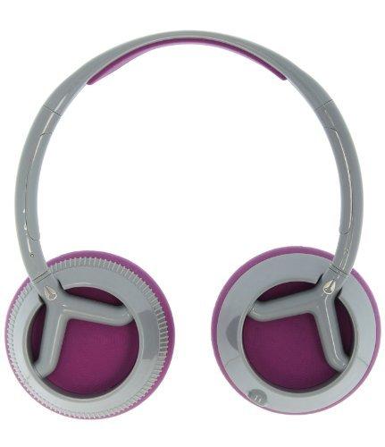 Nixon Trooper Headphones Gray/Rhodo, One Size