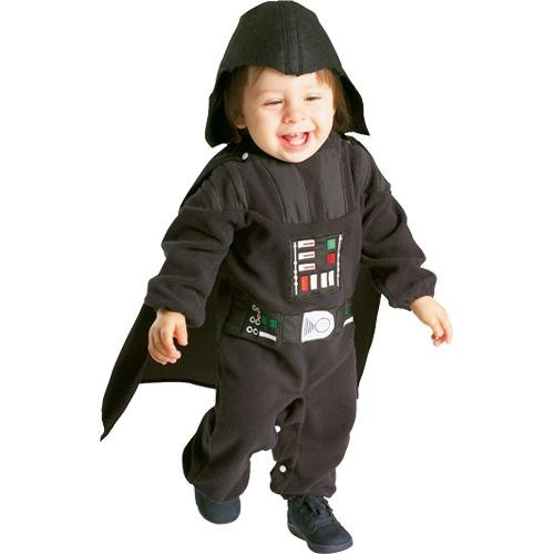 Darth Vader Costume - Toddler