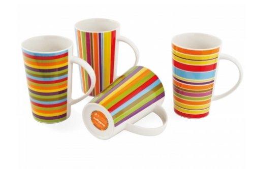 Maxwell & Williams Lollypop 13-oz. Mug - Set of 4 - Gift Boxed