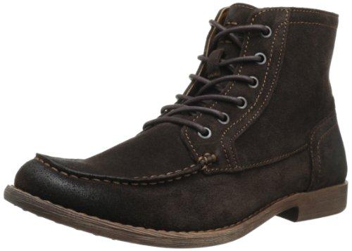 Calvin Klein Jeans Men'S Prescott Boot,Dark Brown,10.5 M Us