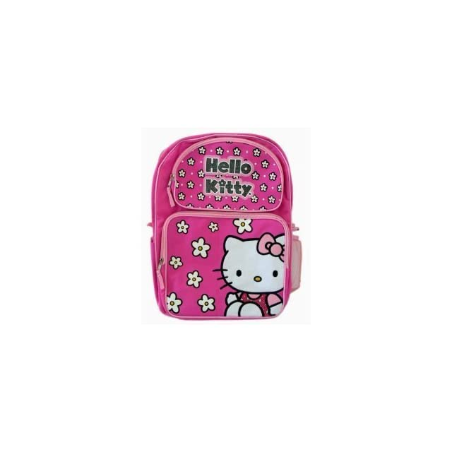 Sanrio Hello Kitty School Backpack  Full size (PINK)
