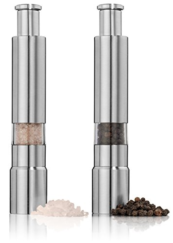 salt-and-pepper-grinder-set-stainless-steel-salt-and-pepper-mills-sleek-design-works-great-with-pepp
