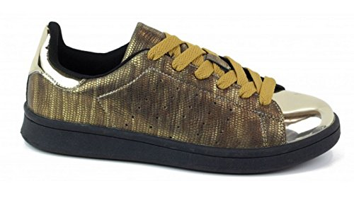ZAPATOS BASS3D - 41176-BRONCE-T-41