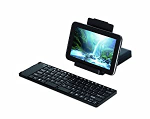 Targus Universal Foldable Keyboard for Android Devices, Black (AKF001US)