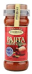 Discovery Fajita Seasoning and Sauce, 382g